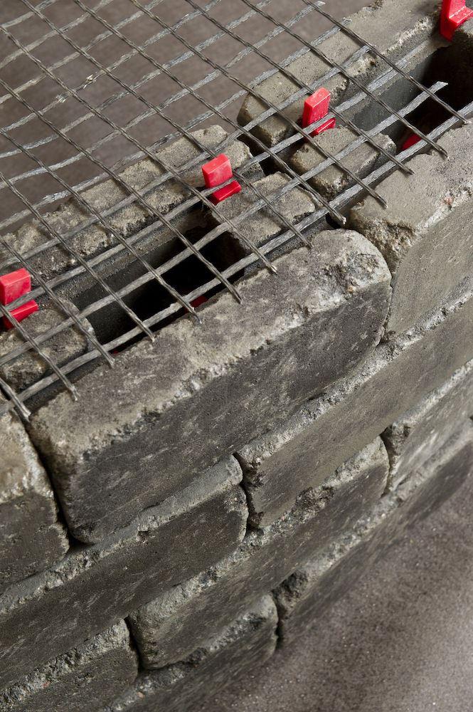 Geonett jordarmering