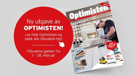 Optimisten februar